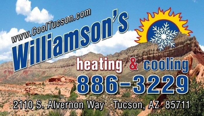 Williamson's Heating & Cooling, Inc
