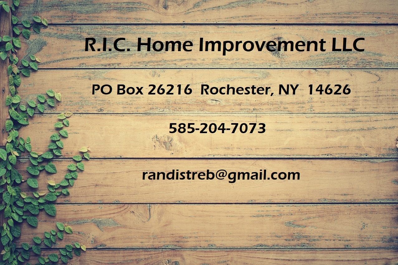 R.I.C. Home Improvement LLC