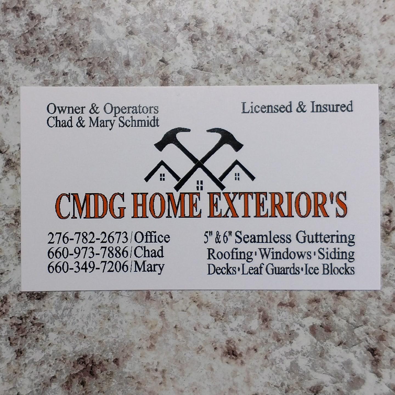 CMDG Home Exterior's