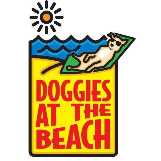 Doggies at the Beach