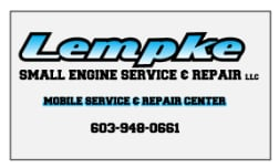 Lempke Small Engine Service and Repair, LLC