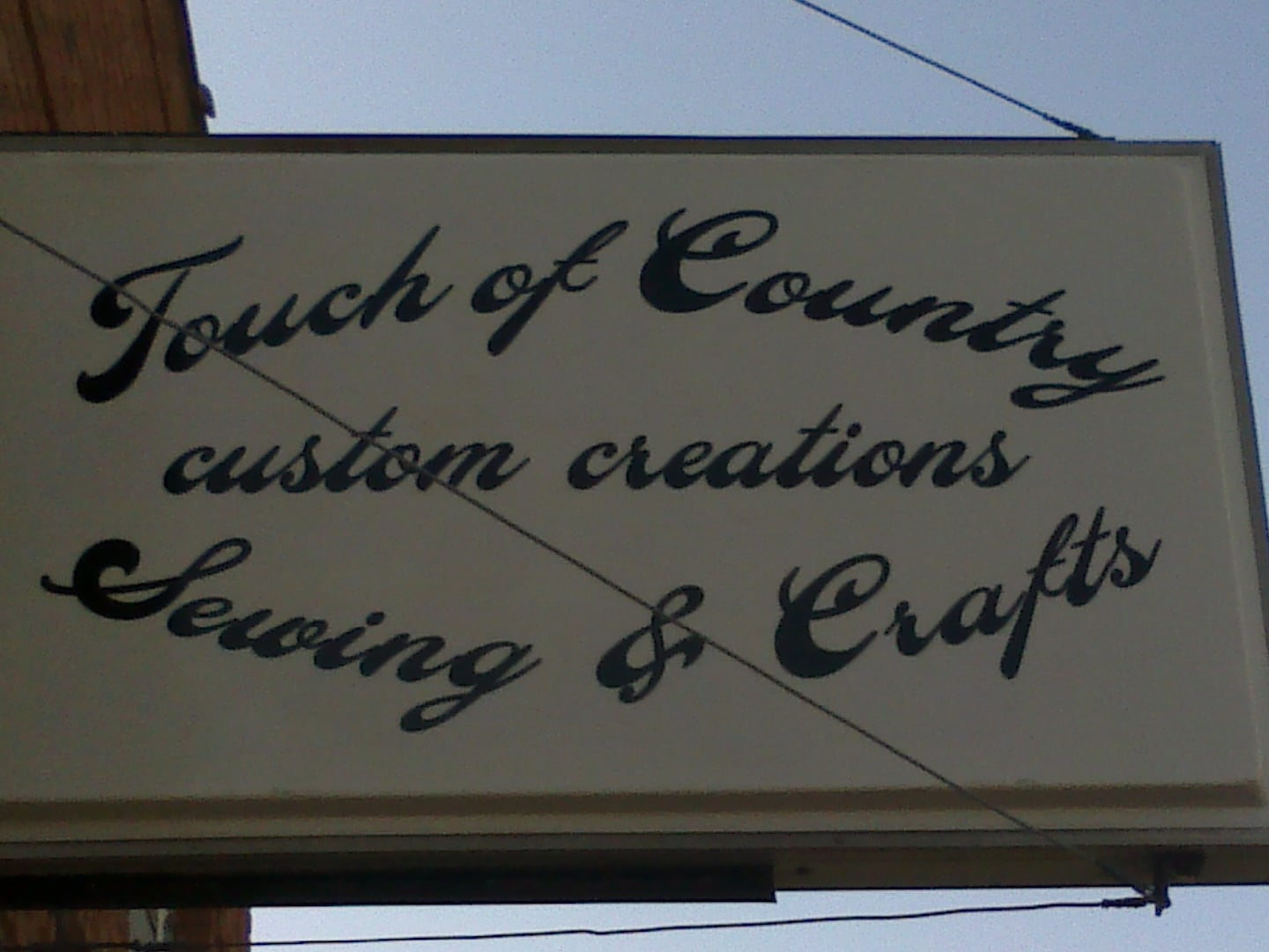 touch of country custom creations