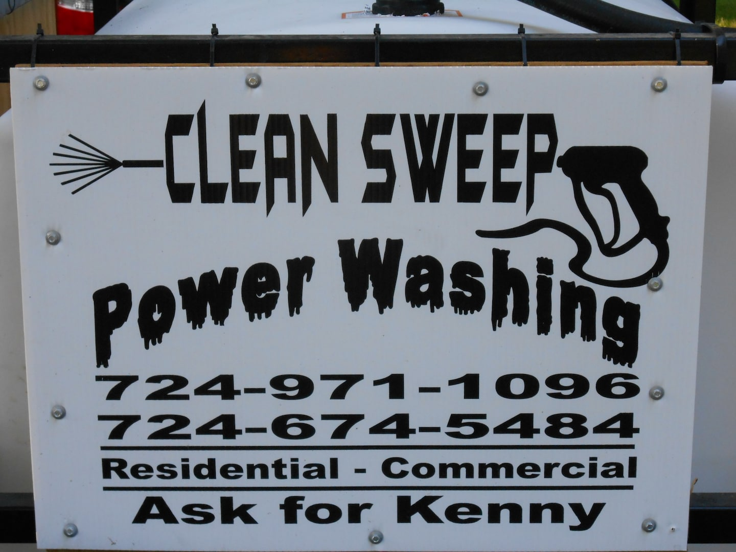 Clean Sweep Power Washing Reviews Ellwood City Pa Angie S List