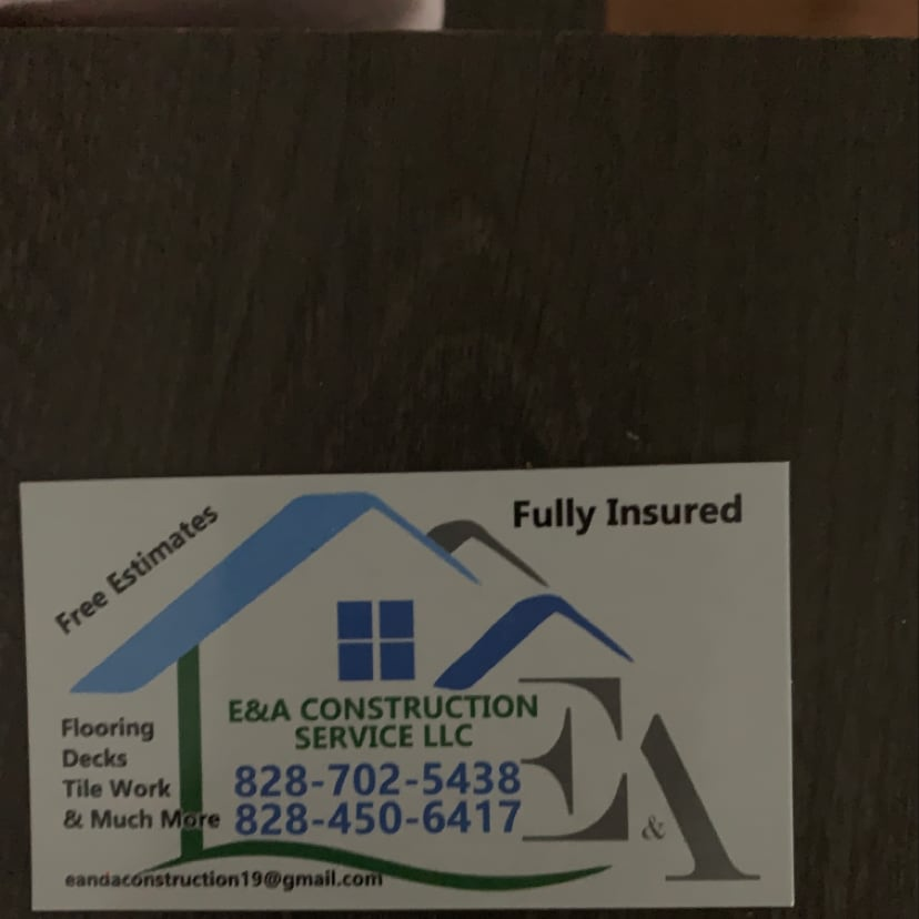 E&A construction service