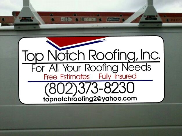 Top Notch Roofing Inc