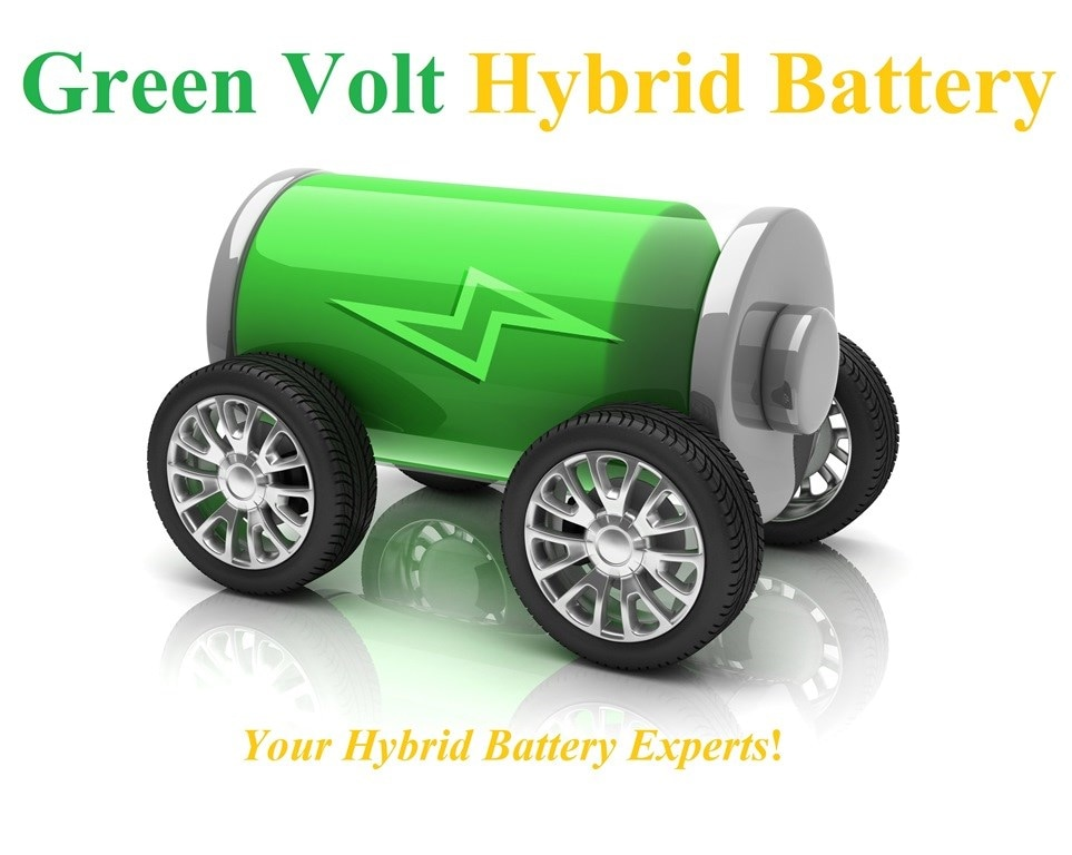Green Volt Hybrid Battery