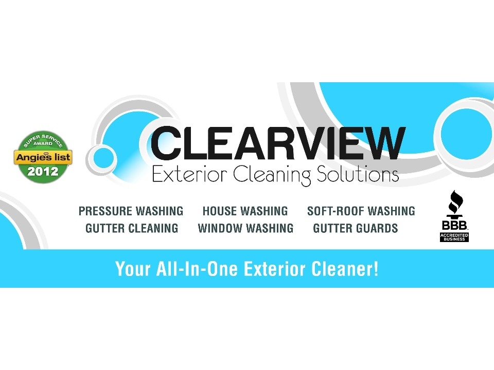 Clearview Exterior Cleaning Solutions LLC