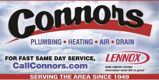 Connors Plumbing & Heating Inc