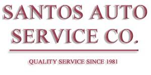 SANTO'S AUTO SERVICE CO
