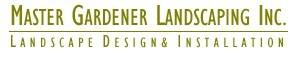 MASTER GARDENER LANDSCAPING