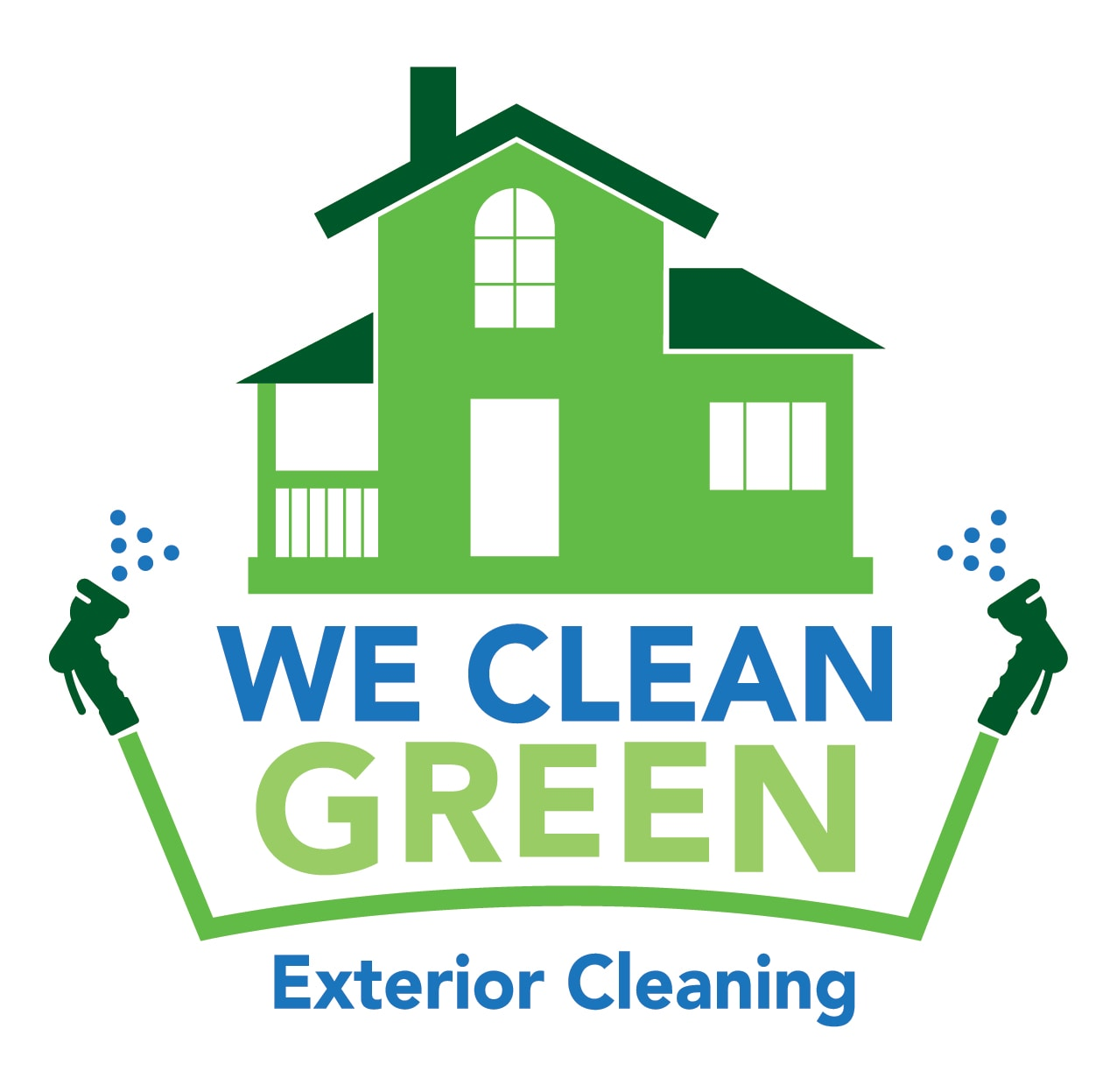 We Clean Green Exterior Cleaning