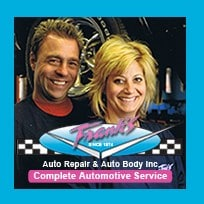 Frank's Auto Repair & Auto Body Inc