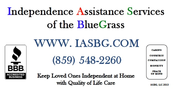 Independence Assistance Services of the Bluegrass