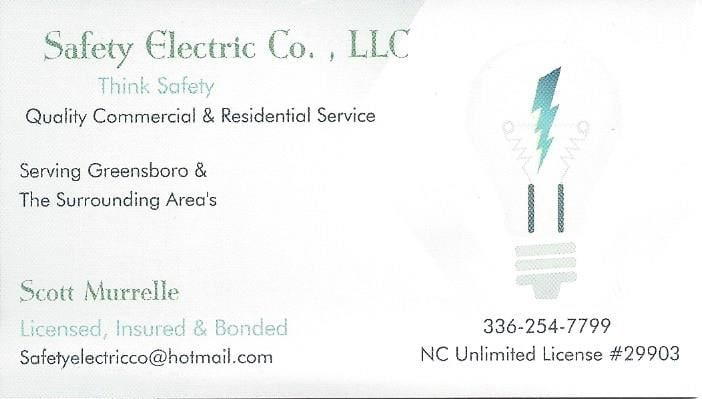 Safety Electric Co.