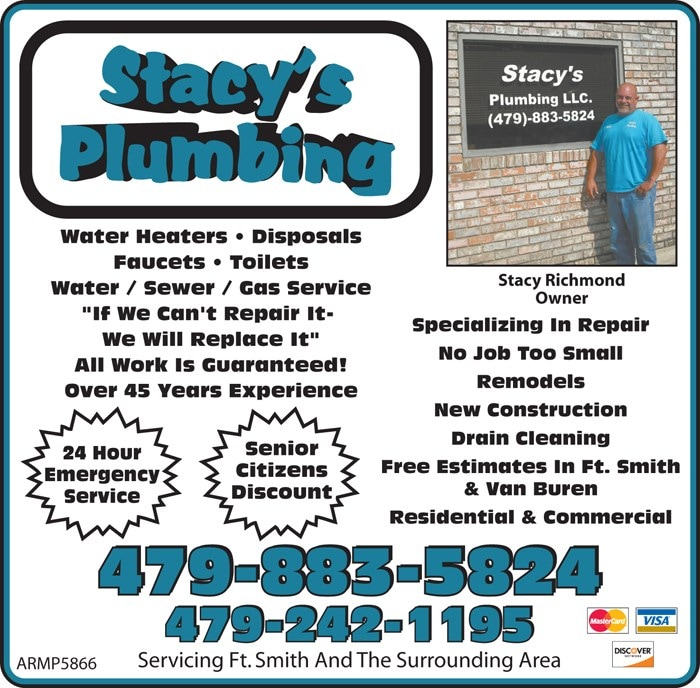 Stacy's Plumbing LLC