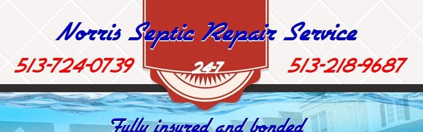 norris septic repair service