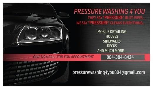 Pressure Washing 4 You