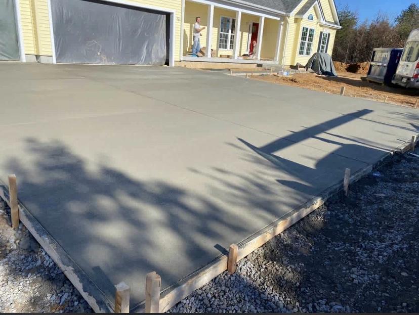 Driveways - Concrete Project