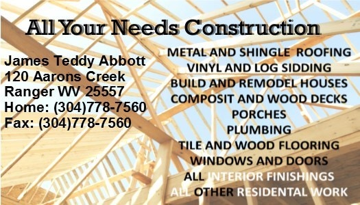 All Your Needs Construction