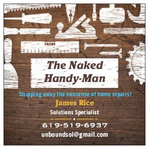 The Naked Handy-man