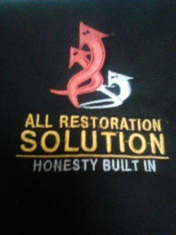 All restoration solution