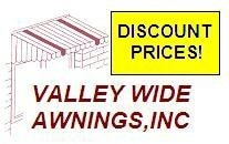 Valley Wide Awnings, Inc.