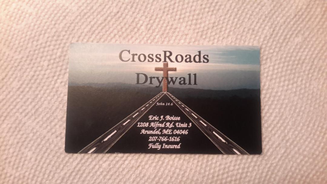 Crossroads Drywall