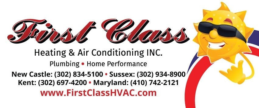 First Class Heating, Air Conditioning  Plumbing, I