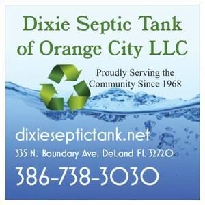 DIXIE SEPTIC TANK INC-ORANGE