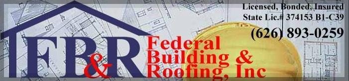 Federal Building & Roofing