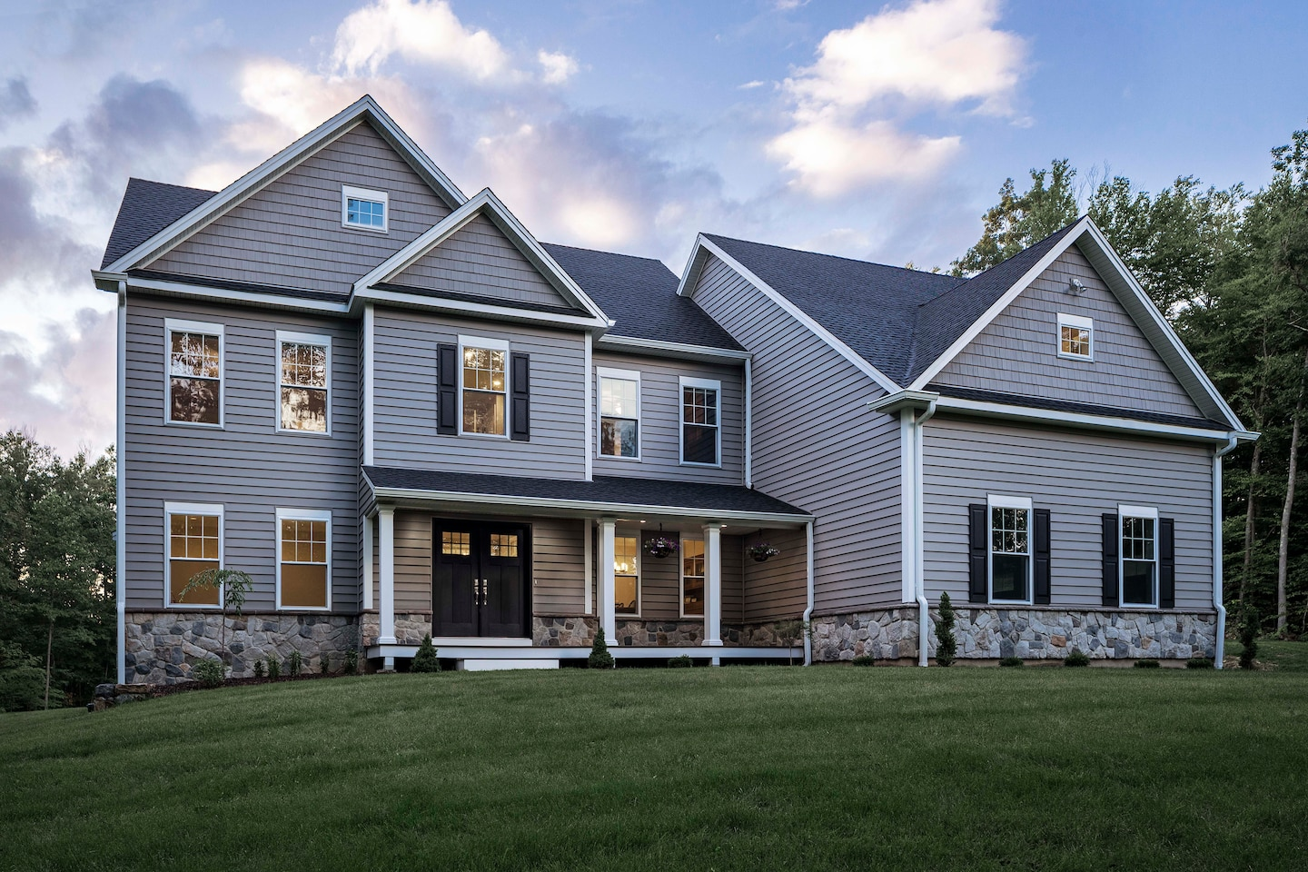 Full Home Remodel - Siding, Windows, and a Roofing system