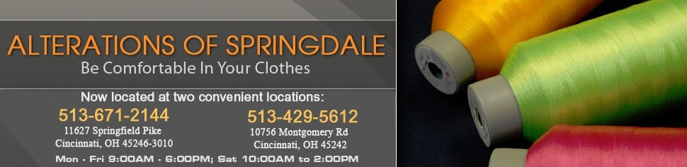 Alterations Of Springdale