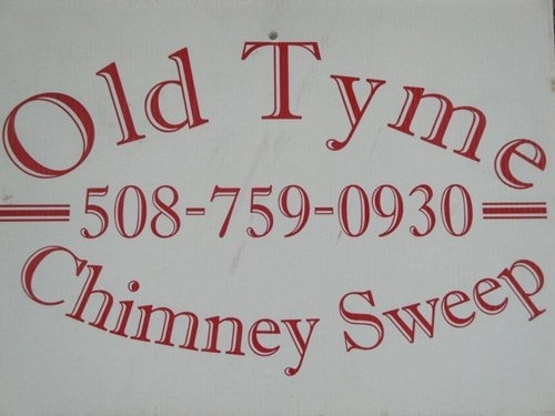 OLD TYME CHIMNEY SWEEP