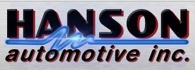Hanson Automotive Inc