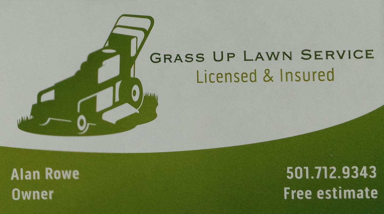 Grass Up Lawn Service