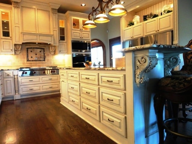 MH WOODWORKS INC