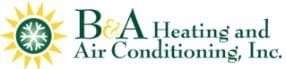 B&A Heating and Air Conditioning Inc