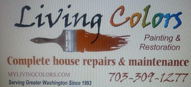 Living Color Painting & Restoration