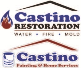 Castino Painting, Stucco, Restoration