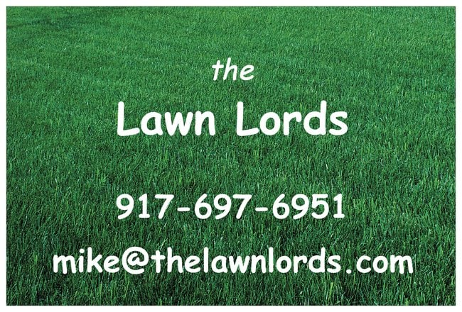 The Lawn Lords