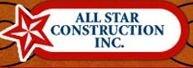 All Star Construction Inc
