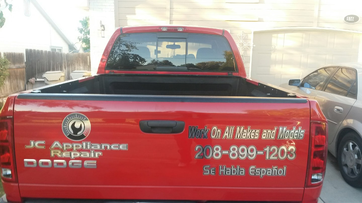 JC Appliance Repair