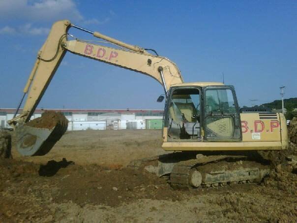 BDP Excavating