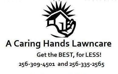 A Caring Hands Lawn Care