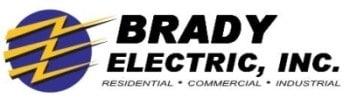 BRADY ELECTRIC INC