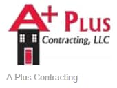 A+ Plus Contracting logo