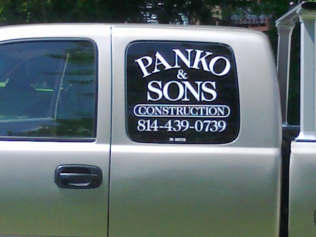 Panko & Sons Construction