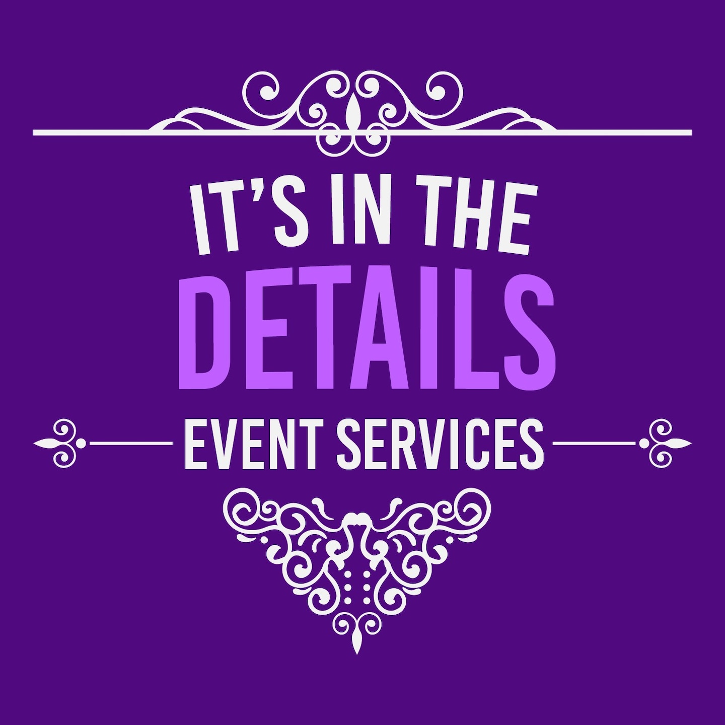 It's In The Details Event Services, LLC
