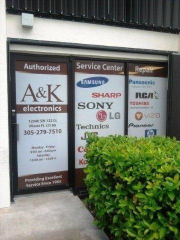 A & K ELECTRONICS
