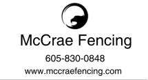McCrae Fencing